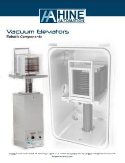 Vacuum Elevators brochure