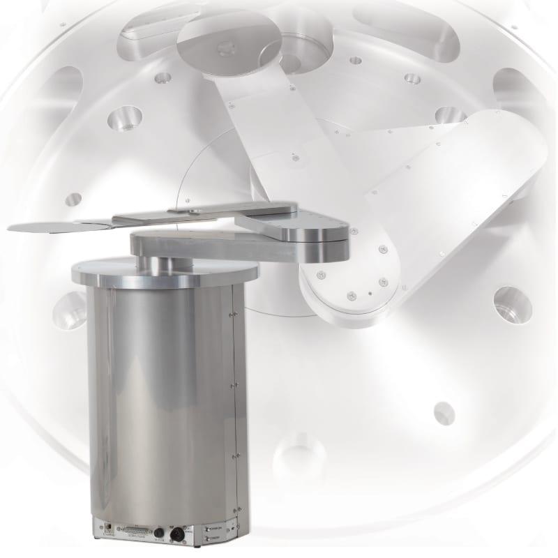 Vacuum Robotic Arms